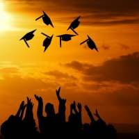 College Graduation - The Blink of a Lifetime